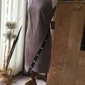 Tommy Hilfiger Sleeveless Asymmetrical Dress